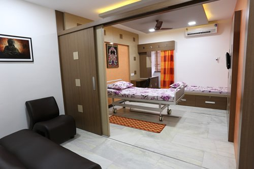 AC Deluxe Room | Nova Cosmetic Surgery Centre