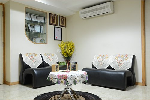 Waiting Lounge | Nova Cosmetic Surgery Centre