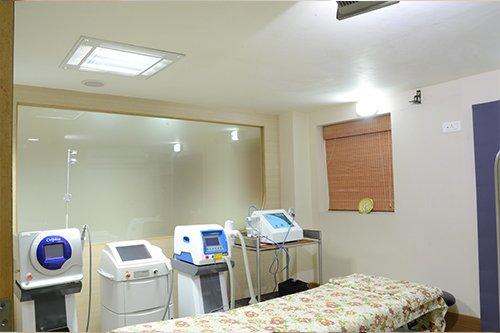 Laser Treatment Room | Nova Cosmetic Surgery Centre